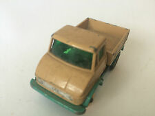 UNIMOG TRUCK ORIGINAL VINTAGE OLD MATCHBOX LESNEY DIECAST TOY CAR ZY