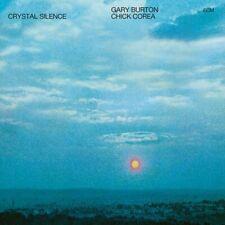 Gary Burton & Chick Corea Crystal Silence CD 2019