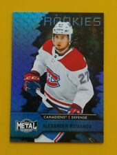 2020-21 METAL HOCKEY cards PICK FROM A LIST free shipping + tracking #