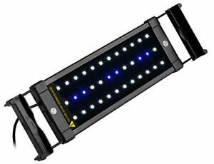 NICREW ClassicLED Aquarium Light, Blue and White LEDs, Fits 40cm in Length