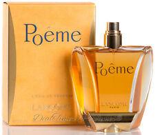Poeme by Lancome for Women Eau De Parfum 3.4 OZ 100 ML Spray * NEW IN BOX *