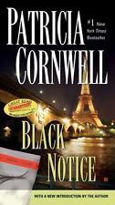 Scarpetta: Black Notice 10 by Patricia Cornwell (2008, Paperback)