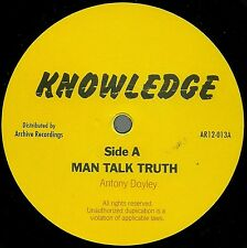 """KNOWLEDGE - LET US ALL (12"""" TUFF!!)"""