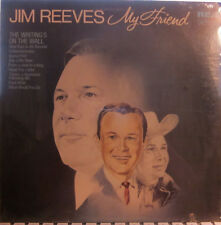 """Jim Reeves - My Friend  (RCA LSP-4646) ('72) (sealed) (""""From a Jack to a King"""")"""
