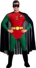 High Quality Adult Classic DC Comics Robin Halloween Costume Batman