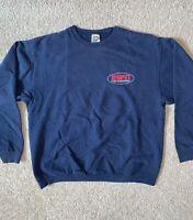 Vintage ESPN the Magazine Crewneck Sweatshirt Mens Size XL