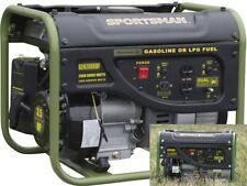 Generator Portable 2000 Watt Dual Fuel Gasoline Propane EPA Approved Brand New