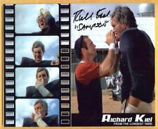 "Richard Kiel ""Sampson"" 8x12 Signed Photo Longest Yard"