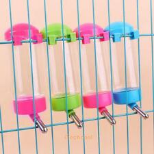 Pet Dog Water Drink Feeder Puppy Hamster Pet Small Animal Cage Hanging Bottle
