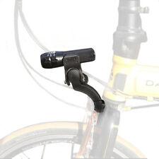 Bike Front Light Mount Bike Flashlight Light Bracket Extension Extender