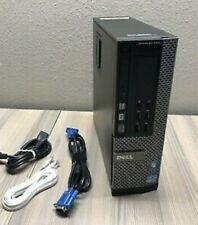 Dell OptiPlex 990 SFF Desktop PC.Core i7/1TB HDD/4GB RAM/Win10 Pro/DVDRW