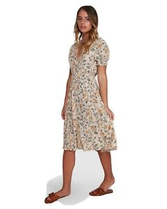 BNWT BILLABONG LADIES THIS GYPSY DRESS SIZE MEDIUM (10) RRP $100