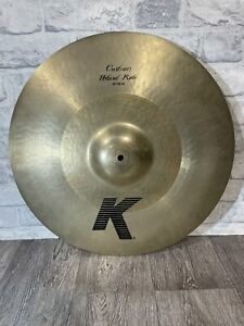 "Zildjian K Custom Hybrid Ride Cymbal 20""/51cm / Drum Accessory"