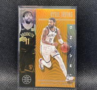 Kyrie Irving Orange SSP 2019-20 Panini Illusions NBA #145 Brooklyn Nets Rare