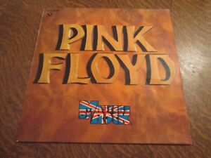 33 tours PINK FLOYD masters of rock
