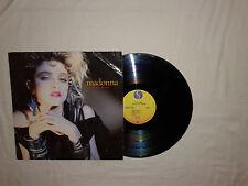 Madonna – The First Album - Disco 33 Giri LP Album L.E. Vinile Stampa 1985 Sire