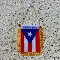 Puerto Rico Flag 4 x 6 in BRAND NEW Multiple Amounts