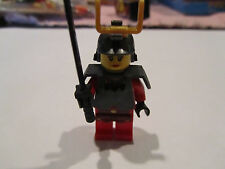 Lego Minifigure NINJAGO Female Girl Ninja Samurai Armor Black Katana Set 9448