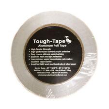 1 Roll 175 X 115 Aluminum Foil Tape High Temp For Vapor Barrier Hvac Etc