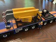 1/50 WSI Liebherr LTM 1750 9.1 Crane Front Outrigger Transportation Frame Rack