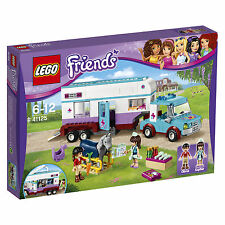 LEGO® Friends 41125 Pferdeanhänger und Tierärztin NEU OVP NEW MISB NRFB