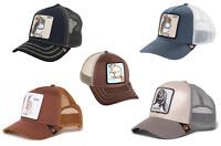 Goorin Bros Animal Farm Snapback Trucker Hat Cap Squirrel, Beaver, Roo, Nuts