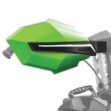 New Arctic Cat ProCross LED Lighted Green Hand Guards - Part 7639-771