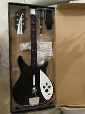The Beatles Rockband Guitar Rickenbacker 325 Guitar,TESTED:working +dongle&strap