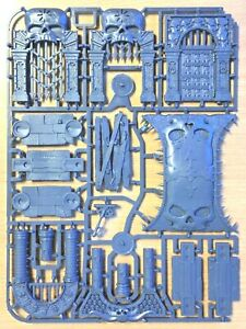Doorways and Bridges sprue from Warcry Catacombs boxset - New