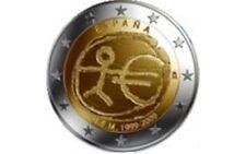 "SPANJE: SPECIALE 2 EURO 2009  ""10 JAAR EMU"""