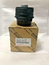 (NEW) GENUINE TOYOTA COROLLA LEXUS CT200H OEM BLACK OIL FILTER CAP HOUSING OEM
