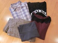 5-teiliges Damenbekleidungspaket Bluse, T-Shirt, Jeans, Rock, Gr. XL/L/42