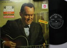Country German Import Lp Don Gibson With Spanish Guitars On Rca