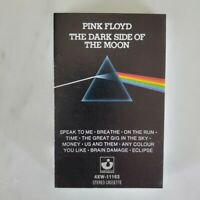 PINK FLOYD - The Dark Side of The Moon - Cassette Tape