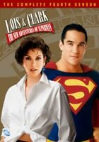Neuf Lois & Clark - The New Adventures Of Superman Saison 4 DVD