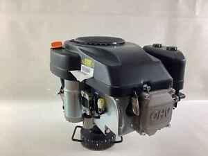 Motor Komplett Loncin TRE0701 Badminton Schwer Aufsitzmäher Mähwerk 432cc 14,5HP
