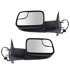 For 94-97 Dodge Ram 1500 2500 3500 Towing Extend Flip Up POWER Mirror