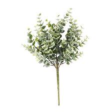 Eucalyptus Bush Artificial Green 30cm/12 Inches