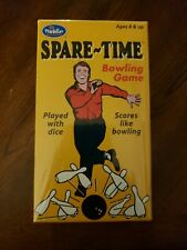 Sealed Spare-Time Bowling Dice Game 2003 by Thinkfun A4