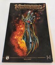 Witchblade: Witch Hunt Volume 1, 2008, Image Comics Graphic Novel, Paperback