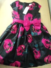 Dressed Up By Gymboree Girls Holiday Party X-mas Formal Dress Size 8 Brand New