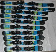 Elan Kids skis 2021 Pinball with size adjustable bindings pick your size set NEW