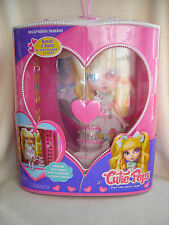 """Collectible 12""""x10"""" Cutie Pops Pink/White Doll Decoration Station Wardrobe Case"""