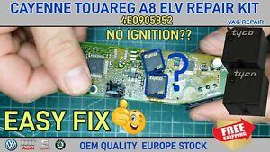 Cayenne Touareg A8 Phaeton Steering Column Lock Fix 4E0905852⭐Video Tutorial⭐