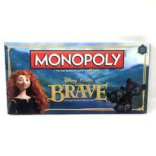 Disney Pixar Brave Monopoly: Collector's Edition 2012