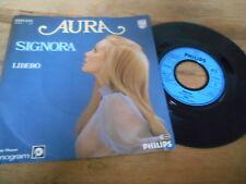 """7"""" POP Aura-Zamarion/libero (2) canzone PHILIPS Phonogram"""