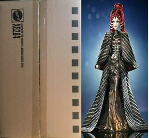 Queen of the Constellations Barbie Doll NRFB 2013 and shipper Gold Label