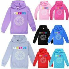 Kids Hoodie Norris Nuts Legends Boys Girls Hooded Sweatshirt YouTube Gift Jumper
