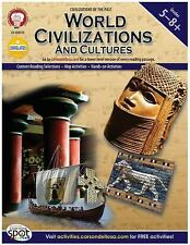 World Civilizations and Cultures, Grades 5 - 8 (World History)