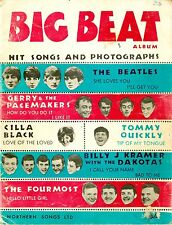 BIG BEAT - SONGS THE BEATLES WROTE FOR OTHERS - SHEET MUSIC SONGBOOK AUSTRALIA